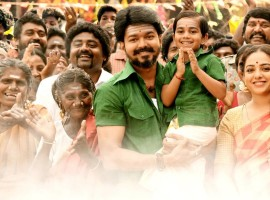 Mersal is an upcoming Tamil film movie starring Vijay, Samantha, Nithya Menon and Kajal Aggarwal in the lead role.