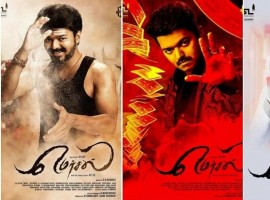 1) Vijay Multiple Role: When we check the history of Diwali releases with respect to Vijay, it was Thupakki in which he has taken a single military cop role. Next Diwali, he dons a double role, one as a innocent hydrology student and another one as a notorious criminal. Now this Diwali he dons 3 different role, one as a Wrestler, Magician and another one as a Farmer. Expectations infinites up that how these 3 roles can be given equal space to show case their mass, romance and revenge in a span of 2Hrs and 45Mins.