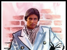 Bollywood megastar Amitabh Bachchan has wrapped the shoot of