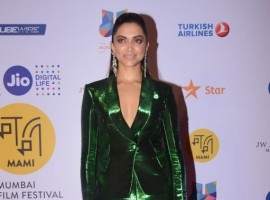 Deepika Padukone at MAMI 19th Film Festival.