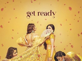 Kareena Kapoor, Sonam Kapoor's Veere Di Wedding Teaser poster. Directed by Shashanka Ghosh and written by Mehul Suri and Nidhi Mehra,