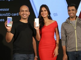 Chinese smartphone maker Xiaomi on Thursday appointed actress Katrina Kaif as product endorser for its new
