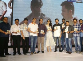Telugu movie Khakee audio launch event held at Hyderabad. Celebs like Karthi, Rakul Preet Singh, Dil Raju, Shashank Vennelakanti, KS Rama Rao and others graced the event.