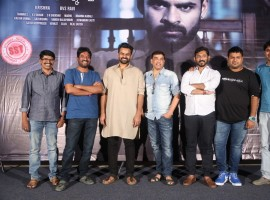 Telugu movie Jawaan Press Meet held at Hyderabad. Celebs like Sai Dharam Tej, Dil Raju, S Thaman, SR Shekhar and others graced the event.