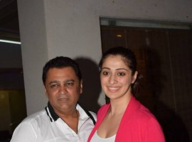 Raai Laxmi graces the special screening of the film Julie 2.