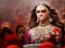 Deepika Padukone's magnum opus Padmavati is a film the audience is looking forward to with extreme anticipation. The excitement level is only growing ever since the poster was released. SLB took the decision of releasing Deepika's look the first & it worked extremely well for the Film as people couldn't stop gushing about Deepika & her unibrow as well as being the perfect fit for the role.