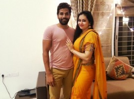 Actress Namitha Namitha to marry her boyfriend Veera.