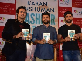 At the book launch, Farhan and Karan, both got candid speaking about the struggle of being a writer. As they both are writers and directors, and they've worked together.