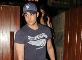 Akshay Kumar and Twinkle Khanna's son, Aarav snapped post a dinner date with a female friend.