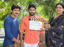 Nene Mukhyamantri movie launch event held in Hyderabad. Celebs like Jeevitha, Shivani Rajasekhar and others graced the event.