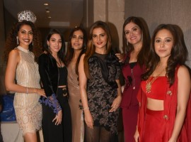 The event was organised by The Federation of Obstetrics and Gynaecological Societies of India (FOGSI) and saw celebrities like Soha, Monica Bedi, Malvika Sharma, Cyrus Broacha, Kunal Vijaykar, Urvashi Sharma Joshi, Sheeba Akashdeep, Shaina NC, Simi Chandoke and Nisha Jamvwal in attendance.
