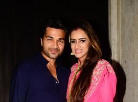 Celebs like Shahid Kapoor, Mira Rajput, Sussanne Khan, Dia Mirza, Karanvir Bohra, Smriti Khanna and others spotted at Gautam Gupta and Smriti Khanna wedding reception