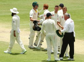 Australia needed just 16 overs and a little over an hour on the final morning to complete a resounding win, according to the International Cricket Council (ICC) website. Warner and Bancroft's 173-run stand broke an 87-year-old record for the highest ever unbeaten opening stand in a successful chase in Test cricket.