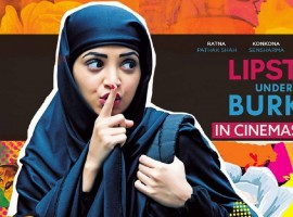 Liptstick Under My Burkha: Four ordinary women, inflicted by silly societal norms, have to steal, lie, cheat and hide in order to lead the lives that they rightfully deserve. ​The movie made a huge impact on the society and on the numbers of box office as well by collecting 19.21 crores. The cost of the movie was 5 crores.
