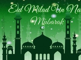 May the magic of this Milad un-Nabi/Id-e-Milad bring lots of happiness in your life; May you celebrate it with all your close friends and family; And may your heart be filled with love and joy! A very happy Eid Milad-un-Nabi!