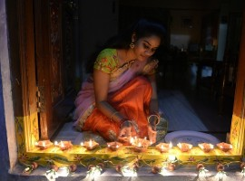 On the auspicious occasion of Karthigai Deepam, I wish you a joyous and luminous Krithika Pournami! Let the lamps shine brightly out.