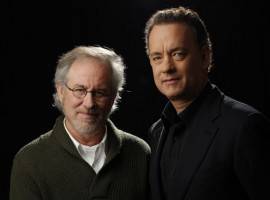 After 10 successful ventures, Steven Spielberg and Tom Hanks are all set to collaborate yet again with their upcoming flick 'The Post'. Steven Spielberg and Tom Hanks have time and again treated the audience with their exceptional outings on screen. Earlier the duo have worked on films like The Money Pit (1986) Joe vs the Volcano (1990), Saving Private Ryan (1998), Shooting War (2000), Band of Brothers, We Stand Alone Together (2001), Catch Me If You Can (2002), The Terminal (2004), The Pacific (2010), Bridge of Spies (2015). With The Post, Steven Spielberg and Tom Hanks will mark their 11th collaboration which is going to be a visual delight to all the fans across the globe. Helmed by the ace director Steven Spielberg, The Post features an ensemble star cast like Tom Hanks, Meryl Streep, Alison Brie, Carrie Coon, David Cross, Bruce Greenwood, Tracy Letts, Bob Odenkirk, Sarah Paulson, Jesse Plemons, Matthew Rhys, Michael Stuhlbarg, Bradley Whitford and Zach Woods.