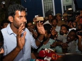 According to the Returning Officer, the nomination filed by Vishal (as he is popularly known) has been rejected as two of the proposers had said they had not proposed the actor's name. The poll body said a candidate has to be proposed by 10 persons but in the case of Vishal, only eight valid proposers have endorsed his candidature.