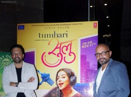Producer Atul Kasbekar latest film 'Tumhari Sulu' has garnered lots of love not only from the audience, but the film has been hailed by the critics too. At a recent award show, Suresh Triveni, the director of Tumhari Sulu won the award. Atul is someone who always encourages talent, His last movie as Neeraja is an example of it. Atul gave an opportunity to Ram Madhvani in movies, who is an award-winning ad director and his first film as a director is still edged by the audience.