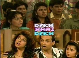 1. Dekh Bhai Dekh- Sameer Diwan played by Shekhar Suman has not just made us laugh but made us think, too.