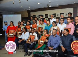 Indywood Press Conference at Kolkata Press Club 2017 Images.