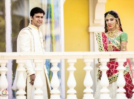 The marriage of actress Gazal Rai and Krunal Sodha was a private affair and it was attended by the couple family members and close friends.