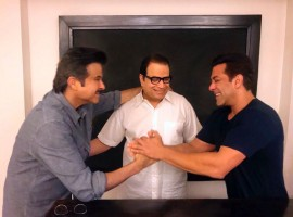 Actor Anil Kapoor has joined the cast of the third installment of