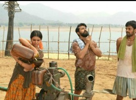 Rangasthalam 1985 is an upcoming Telugu period drama movie directed by Sukumar and starring Ram Charan and Samantha Akkineni in the lead roles.