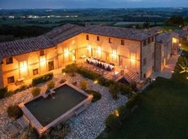 Virat Kohli and Anushka Sharma are getting married in this Tuscan heaven.