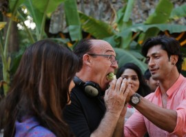 Celebrations galore at the sets of Junglee as Vidyut Jammwal turns a year older. The cast and crew of the film celebrated the birthday with an impromptu party. Junglee Pictures' upcoming action film 'Junglee' starring Vidyut Jammwal has been shooting its first schedule in Thailand.