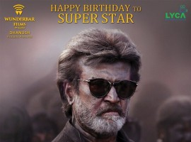 "South Indian actor Dhanush took to micro-blogging site Twitter to reveal the poster of the film by tweeting: Here you go !! The king of style ???? our Superstar's ""kaalaa"" 2nd look. #theswagofsuperstar #kaalaa #happybirthdaythalaiva."