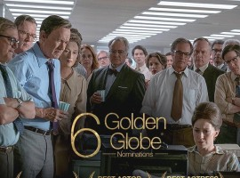 The news is that the Tom Hanks and Meryl Streep starrer 'The Post' has received 6 Golden Globe nominations. Tom Hanks has been nominated for the Best Actor award. Meryl Streep has also been nominated for the Best Actress award. The film has also received a nomination for Best Picture Drama. Steven Spielberg has been nominated for Best Director award. Apart from the above, the film has also been nominated for the Best original score and Best Screenplay. The Post is a thrilling drama about the unlikely partnership of Katharine Graham (Streep), the first female publisher of The Washington Post, and its driven editor Ben Bradlee (Hanks), as they race to catch up with The New York Times to expose a massive cover-up of government secrets that spanned three decades and four U.S. Presidents.