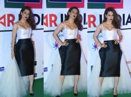 Bollywood actress Kangana Ranaut sizzles at Mr. India 2017 Grand Finale.