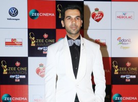 Rajkummar Rao attends Zee Cine Awards 2018 held at MMRDA Grounds in Mumbai on December 19, 2017.