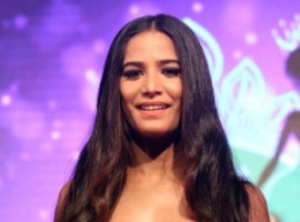 Actress Poonam Pandey at the