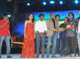 Tamil movie Oru Nalla Naal Paathu Solren audio launch event held in Malaysia.