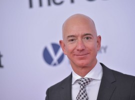 Both Bloomberg and Forbes have put Bezos on top of their billionaire lists. Bloomberg said Bezos' net worth reached $106 billion while Forbes put it at $105 billion as of Wednesday, Xinhua news agency reported.