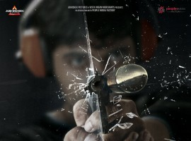 Here's presenting the first look of  'Goodachari' starring Adivi Sesh and Sobhita Dhulipala in the lead role.