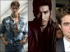Bollywood actor Hrithik Roshan has ranked number 1 in the List of Most Handsome Actors in the World. The list is a feature by World's Top Most. The list also hosts Bollywood Actor Salman Khan at Number 5 position. Hrithik emerges as the Most Handsome Actor of 2018 in the World, beating International  names like Robert Pattinson, Taiwan actor Godfrey Gao, Chris Evans, David Boreanaz, Canadian star Noah Mills, Henry Cavill, Tom Hiddleston and Sam Heughan.