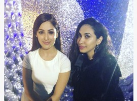 Yami Gautam kickstarted 2018 by announcing her upcoming film 'Batti Gul Meter Chalu'. Just days after the announcement, the actress has made her first public appearance for the film with producer 'Prerna Arora'.