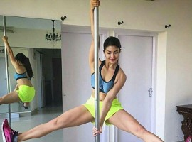 The Judwaa 2 actress became the talk of the industry with her on- point pole-dance moves from the song