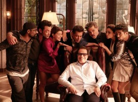 Ramesh Taurani who celebrates his birthday today received a special message from his Race 3 star. Salman Khan who is not only acting but also co-producing the film took to his social media to wish the producer along with a group picture of the entire Race 3 cast. The actor tweeted sharing,