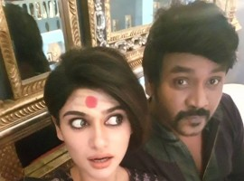 Kanchana 3 is an upcoming Tamil horror film directed by Raghava Lawrence. Actress Oviya and Vedhika in the leading roles.