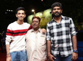 Tamil movie Thaanaa Serndha Koottam success meet event held in e Chennai. Celebs like Suriya, Vignesh Shivan, Anirudh Ravichander, Ramya Krishnan graced the event.