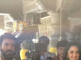 Actor Ram Charan's 12th film under the direction of Boyapati Srinu has begun formally today in Hyderabad.