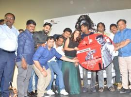 Tamil movie Kee audio launch event held in Chennai. Celebs like Vijay Sethupathi, Vishal, Jiiva and Nikki Galrani graced the event.