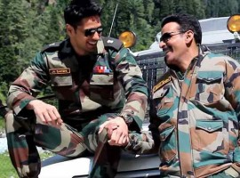 The film which is set against the army background is shot at real locations to meet the peculiar needs of director Neeraj Pandey. The filmmaker who is known to give importance to intricate details opted for real locations to shoot the espionage thriller.