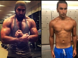 The actor who was beefed up for Alauddin Khilji's character in Padmaavat has now undergone a drastic physical transformation for Excel Entertainment and Zoya Akhtar's Gully Boy. Ranveer has shed all that weight and muscles that he had gained for Padmaavat and is now in a lean avatar for Gully Boy. The actor took to his social media sharing the picture captioning,