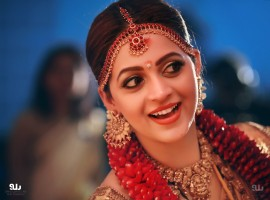 After a five-year courtship, popular Malayalam actress Bhavana got married to Kannada film producer Naveen, at a temple here on Monday. The wedding was attended by only close relatives and friends of the couple.