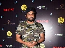 Ahead of its release, the makers of Breathe had organized for a special screening for the upcoming psychological thriller. The special screening was held last evening in presence of various prominent personalities from the film fraternity.